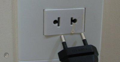 Dicas sobre Egito - Electricidade
