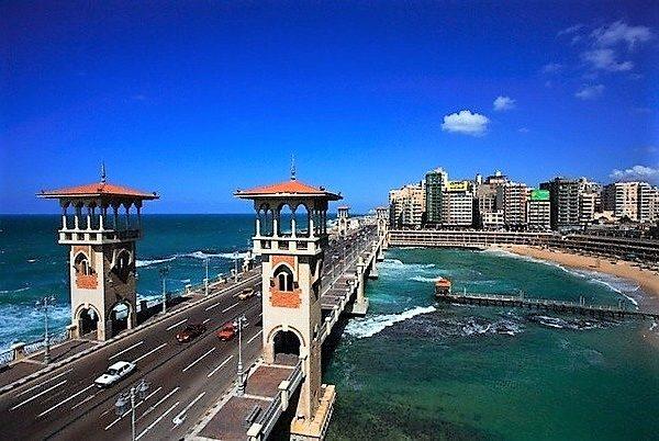 Alexandria, cidade, Ponte Stanly (2)