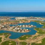 Praias e lagoas de El Gouna