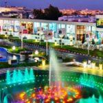 Entretenimento em Soho Square em Sharm El Sheikh