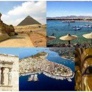 Grécia com Egito