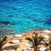 Glamour do Mar Vermelho