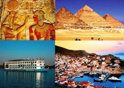 Egito Clássico com Atenas