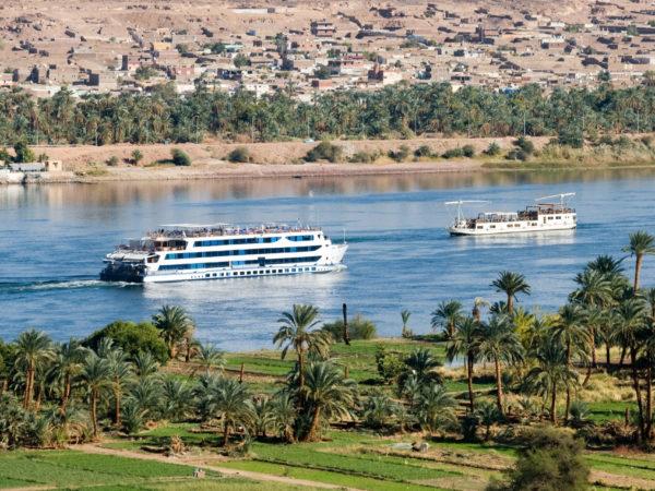 Cruzeiros no Nilo