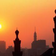 Mesquitas no Cairo