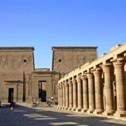 Templo de Isis em Filé