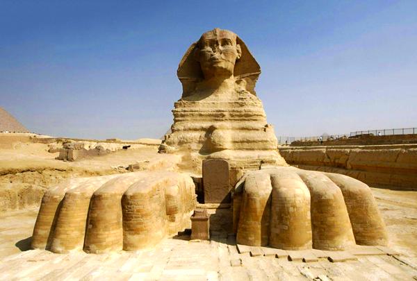 Estela do Sonho de Tutmósis -Blog Descobri Egipto