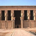 templo de Hathor em Dandara
