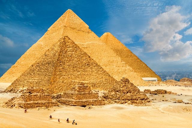 Passeio Pirâmides de Gizé