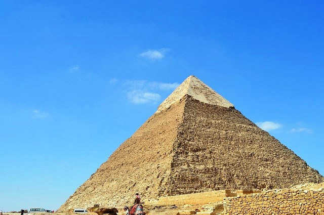 Pirâmide de Khaefre
