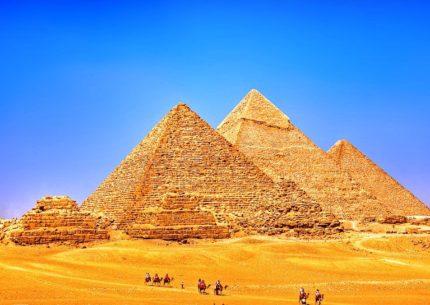 Joias do Nilo com o Mar Vermelho