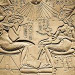 Tel El Amarna, El Minya , Egito