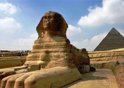 ESFINGE, 2 CAIRO, EGITO