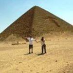 Avaliação de um casal sobre sua viagem ao Egito