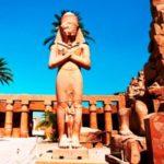 Avaliação de Viagem para Egito
