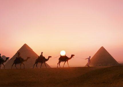 Fascínio do Egito - Pacote Diamond