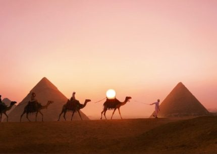 Egito Encantador Pacote Diamante Tudo Suites