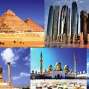 Viagem Econômica Egito com Abu Dhabi