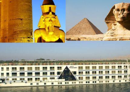 Encantos Egito Milenar com Alexandria