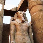 Ramses II, templo de Luxor