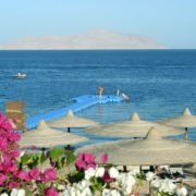 Sharm El Sheikh, praia de um resort (2)