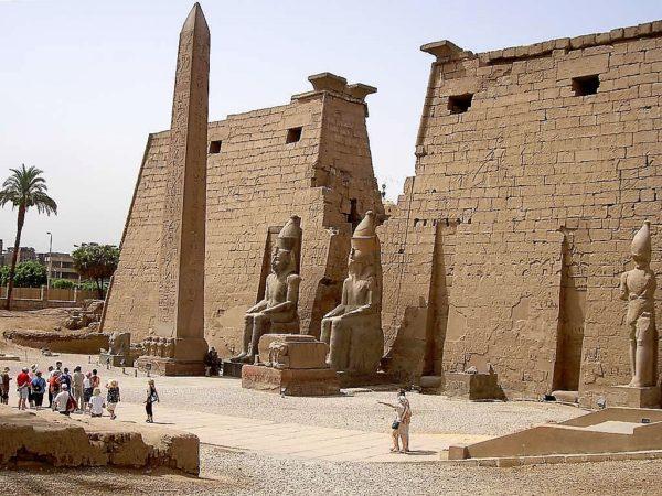 Sul do Egito - Templo de Luxor