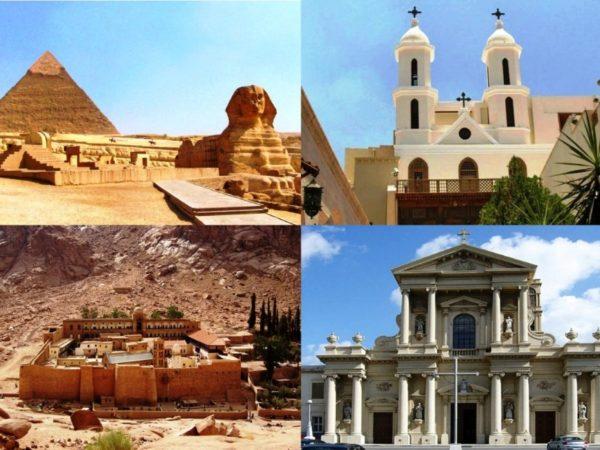 Caminho de Moisés - Pacote no Egito