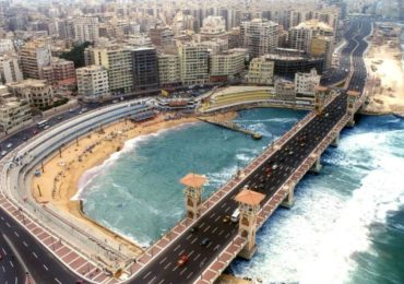 Alexandria. Ponte Stanly