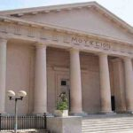 mmUseu Greco Romano na cidade de Alexandria