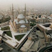 Cairo, cidadela de Saladino