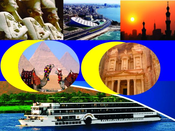 O Melhor do Egito com Jordânia