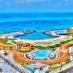 Praias de Alexandria