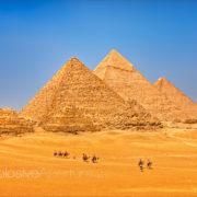 Piramide, giza