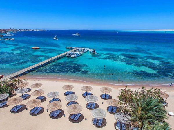 o Mar Vermelho, Egito