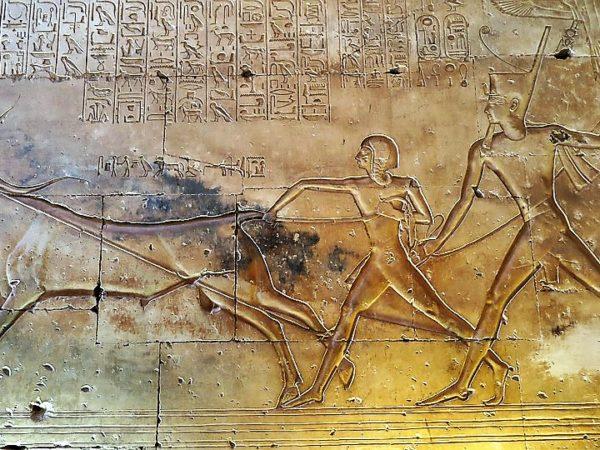 Sala do Sacrífico, Abidos