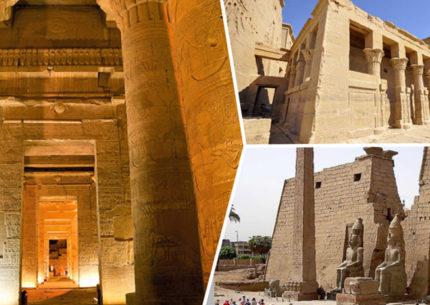 Viagem ao Egito com WorkShop