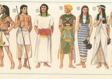 Vestuário no Egito