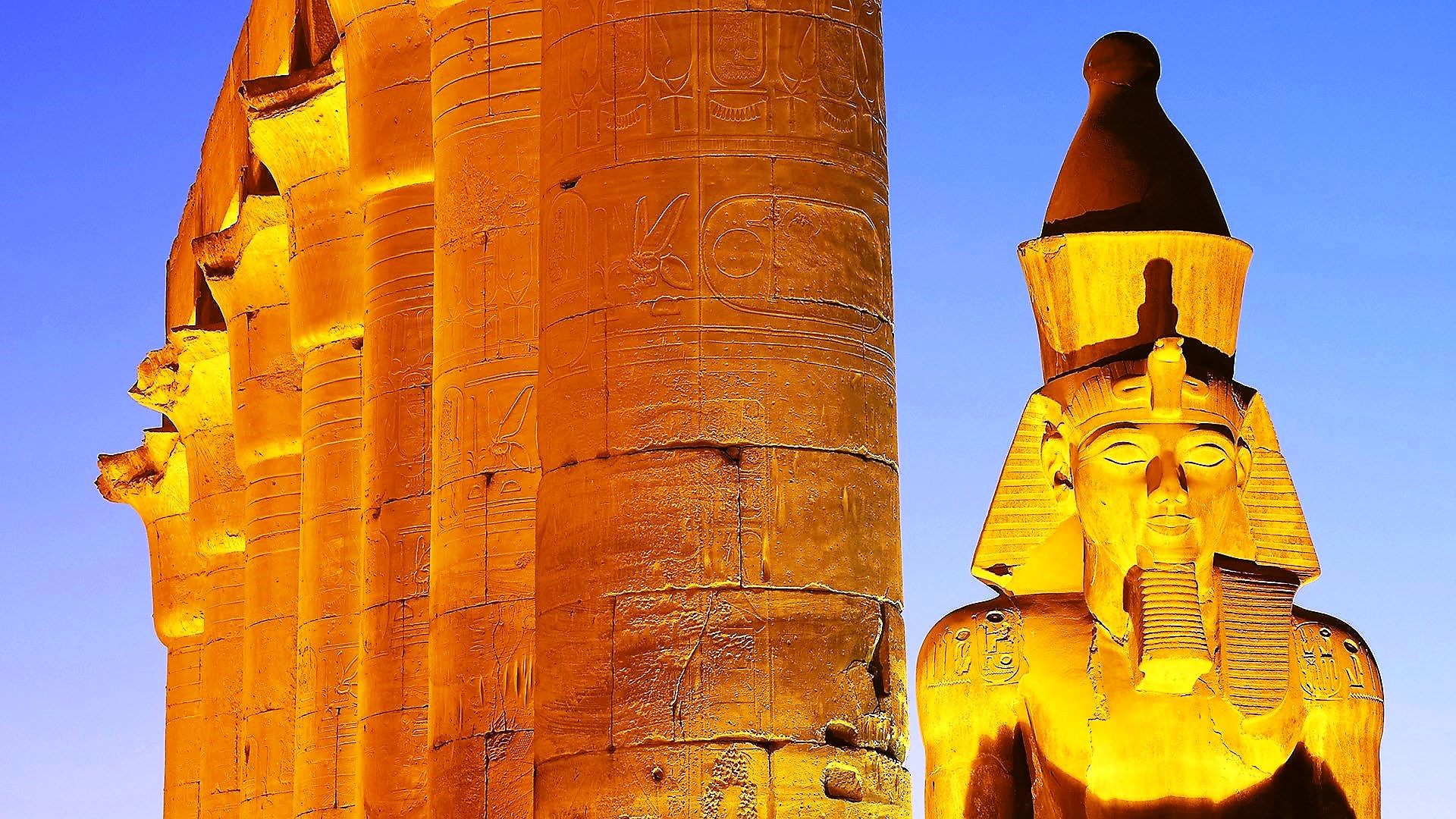 Pacote de Viagem ao Egito