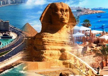 Sharm El Sheikh com Cairo e Alexandria