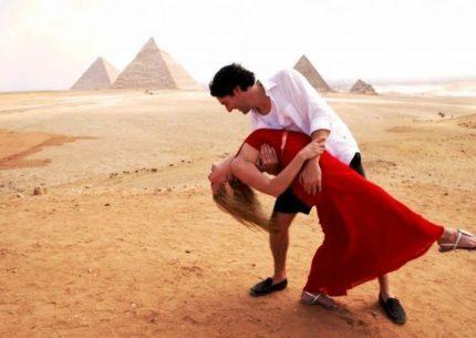 Viagem de Lua de Mel no Egito