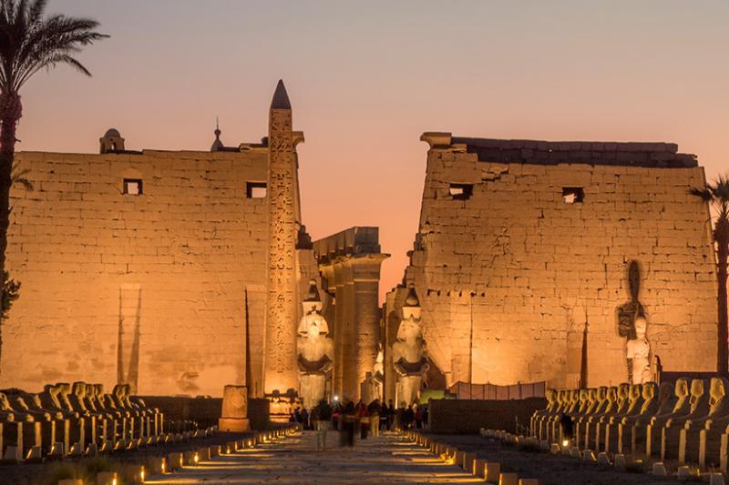 Maravilhas do Egito II