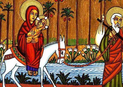 Caminho da Família Sagrada no Egito II